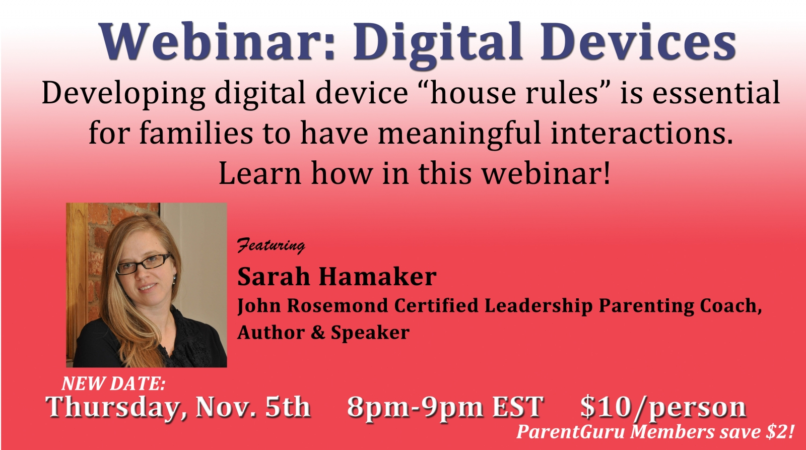 Digital Devices Webinar Nov 5