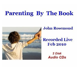--Parenting By the Book CD Set