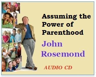 --Assuming the Power of Parenthood Audio CD