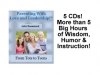 Love & Leadership (from Tots to Teens) - 5 CD Set